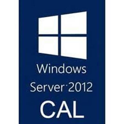 Hình ảnh Windows Server CAL 2012 English 1pk DSP OEI 1 Clt User CAL (R18-03737)