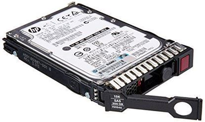 Hình ảnh HPE 300GB SAS 12G Enterprise 10K SFF (2.5in) SC 3yr Wty HDD(785067-B21)