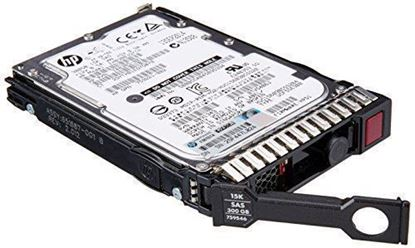 Hình ảnh HPE 300GB SAS 12G Enterprise 15K SFF (2.5in) SC 3yr Wty Digitally Signed Firmware HDD(870753-B21)