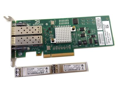 Picture of Dell Brocade 825 Fibre Channel Host Bus Adapter