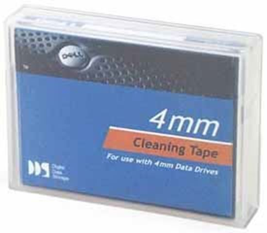 Hình ảnh Dell(TM) Cleaning Tape Cartridge (1-Pack) for LTO with Barcode Labels (1 Year Warranty)