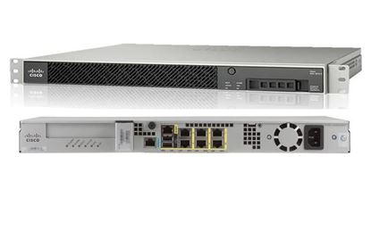 Picture of Cisco ASA 5515-X with SW 6GE Data 1 GE Mgmt AC 3DES/AES (ASA5515-K9)