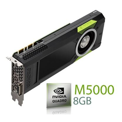 Hình ảnh NVIDIA Quadro M6000 24GB (4 DP, DL-DVI-D) (2 DP to SL-DVI adapter)