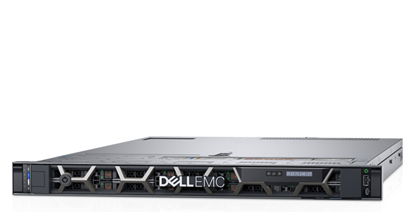 "Picture of Dell PowerEdge R640 2.5"" Silver 4108"