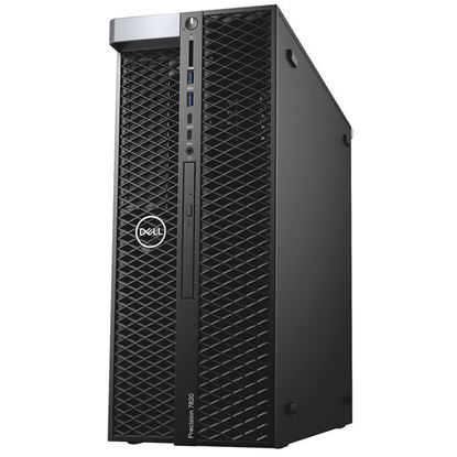 Picture of Dell Precision Tower 7820 Workstation Silver 4114