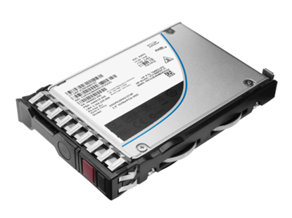 Picture of HPE 960GB SATA 6G Read Intensive SFF (2.5in) SC 3yr Wty Digitally Signed Firmware SSD (P04564-B21)
