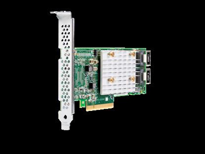 Picture of HPE Smart Array E208i-p SR Gen10 (8 Internal Lanes/No Cache) 12G SAS PCIe Plug-in Controller (804394-B21)