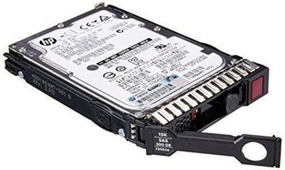 Hình ảnh HPE 600GB SAS 12G Enterprise 15K SFF (2.5in) SC 3yr Wty Digitally Signed Firmware HDD (870757-B21)