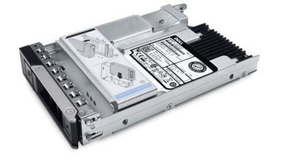 Picture of Dell 300GB 10K RPM SAS 12Gbps 2.5in Hot-plug Hard Drive,3.5in HYB CARR