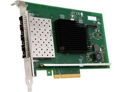 Hình ảnh Intel X710 Quad Port 10GbE, Base-T, PCIe Adapter, Full Height, Customer Install