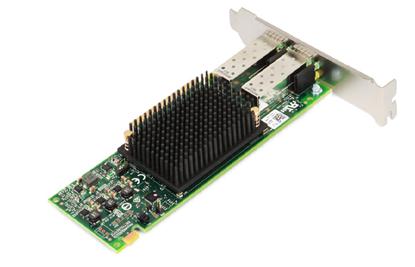 Picture of Dell Emulex LPe31002-M6-D Dual Port 16Gb Fibre Channel HBA