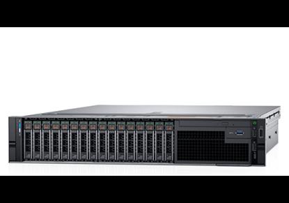 "Picture of Dell PowerEdge R740 2.5"" Silver 4210R"