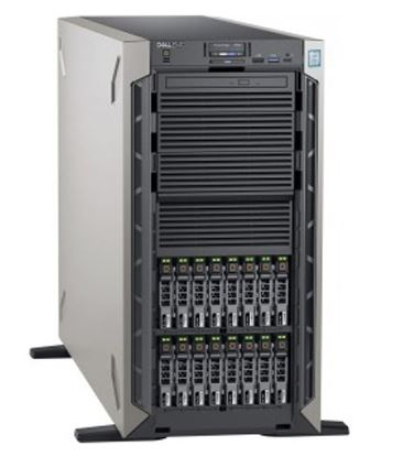 """Picture of Dell PowerEdge T640 2.5"""" Silver 4210"""