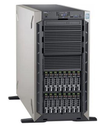 """Hình ảnh Dell PowerEdge T640 2.5"""" Silver 4208"""
