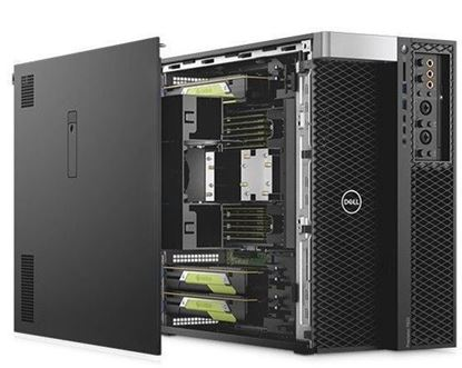 Picture of Dell Precision Tower 7920 Workstation Silver 4210R