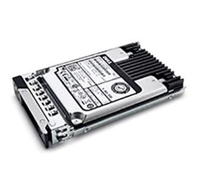 Hình ảnh Dell 960GB SSD SAS Mixed Use 12Gbps FIPS-140 512e 2.5in, PM5-V,3 DWPD, 5256 TBW