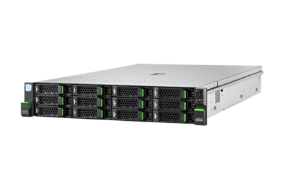 Picture of FUJITSU Server PRIMERGY RX2520 M5 LFF Silver 4210