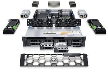 Picture of Dell Precision 7920 Rack Workstation Silver 4214R