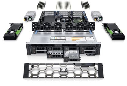 Picture of Dell Precision 7920 Rack Workstation Silver 4216