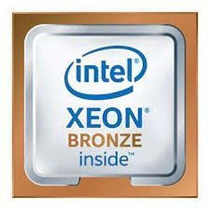 Picture of Intel Xeon Bronze 3206R 1.9G, 8C/8T, 9.6GT/s, 11M Cache, Turbo, HT (85W) DDR4-2400
