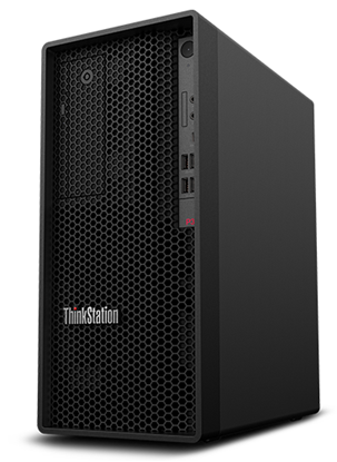 Picture of Lenovo ThinkStation P340 Tower Workstation W-1270