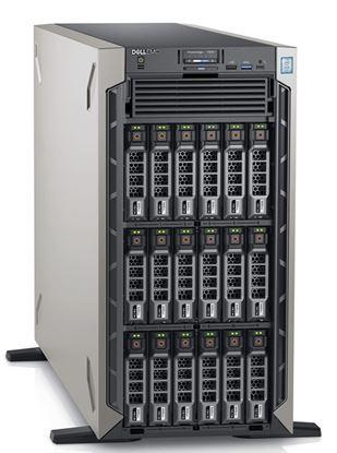 "Hình ảnh Dell PowerEdge T640 2.5"" Silver 4210R"
